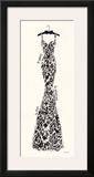 Couture Noir Original II Prints by Emily Adams