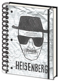 Breaking Bad - Heisenberg Notebook Journal