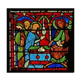 Window W8 the Resurrection - Holy Women at Tomb Giclee Print
