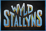 Wyld Stallyns Movie Music Plastic Sign Signes en plastique rigide