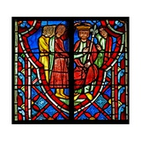 Window W5 Gideon Is Proclaimed Ruler. Judges Viii 22 Giclee Print