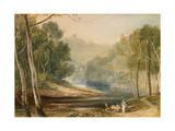 Hackfall, C.1816 Giclee Print by J. M. W. Turner