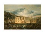 Hafod, C.1798-99 Giclee Print by J. M. W. Turner