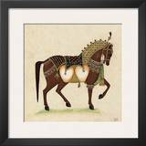 Horse from India II Print