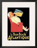 Le Bon Bock Atlantique Posters