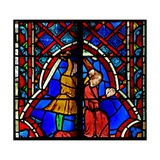 Window W5 Jephthah Sacrifices His Daughter. Judges Xi 39 Giclee Print