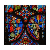 Window W8 the Resurrection - Appearance to Magdalene Giclee Print