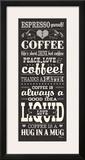 Coffee Lovers II Posters by Pela Studio