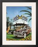 Double Feature Prints by Scott Westmoreland