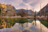 Mid Winter Reflections II, Yosemite Photographic Print by Vincent James