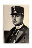 Ak Kaiser Otto Von Habsburg, Portrait, Uniform, Hut, Sohn Von Zita Photographic Print