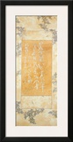 Calligraphy Scroll, Serenity Posters by George Caso