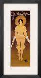 Joan d'Arc Prints by Georges de Feure