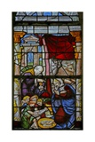 Window W3 Depicting the Nativity Giclee Print