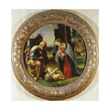 Adoration of the Child, C.1499 Giclee Print by Fra Bartolommeo