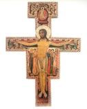 Crocefisso Di S. Damiano Prints