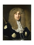Portrait of Urbano Rocci Giclee Print by Jacob Ferdinand Voet