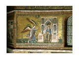 The Annunciation, C.1291 Giclee Print by Pietro Cavallini