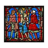 Window W8 the Flagellation Giclee Print