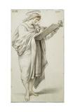 St. Luke, C.1780 Giclee Print by Giuseppe Cades