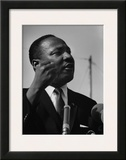 Martin Luther King, Jr. Poster by Ted Williams