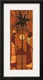 Batik VIII Prints by  Setsinala