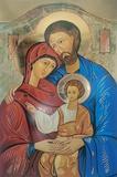 Sacra Famiglia Poster
