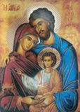 Sacra Famiglia Posters