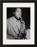 Charlie Parker Print by Ted Williams