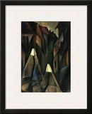 Street at Night Prints by Tamara de Lempicka