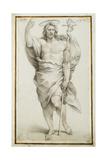 Christ the Saviour, C.1780 Giclee Print by Giuseppe Cades