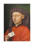 Portrait of Marco Barbarigo, C.1449-50 Giclee Print by  Jan van Eyck