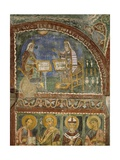 Hippocrates and Galen, Crypt of Anagni Cathedral Giclee Print