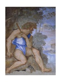 Polyphemus, 1512 Giclée-tryk af Sebastiano del Piombo