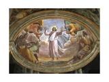 Transfiguration of Jesus Giclée-tryk af Sebastiano del Piombo