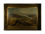 Lake Windermere from Orrest Head, 1849 Giclee Print by James Baker Pyne
