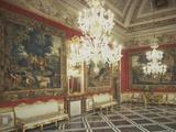 Sala Di Lilla, Quirinal Palace, Rome Photographic Print