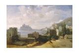 Coast of Ischia Giclee Print by Giacinto Gigante