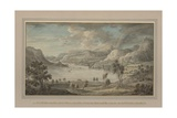 Parts of Ulls Water, C.1770-80 Giclee Print by Lady Mary Lowther