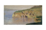 Sorrento Landscape Giclee Print by Domenico Morelli