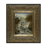 Lowdore, 1833 Giclee Print by Thomas Allom