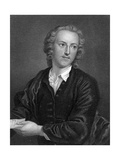 Portrait of Thomas Gray Giclee Print by John Giles Eccardt