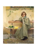 Daydream Giclee Print by Vittorio Matteo Corcos