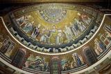 Apse, Santa Cecilia in Trastevere, Rome Photographic Print