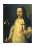 Saint Lucy Giclee Print by Sofonisba Anguissola