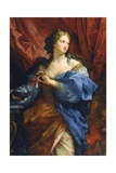Cleopatra, 1693-95 Giclée-tryk af Carlo Maratta or Maratti