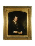 Portrait of Robert Southey, C.1818 Giclee Print by Thomas Phillips