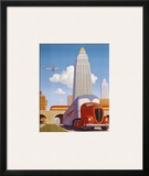 Rush Hour Posters by Robert LaDuke