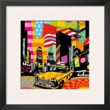 New York Taxi II Posters by  Lobo