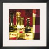 Pawn in Play Print by Jack Jones